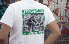 STAND YOUR GROUND weiß