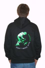 Don´t mess with Bremen Kapuzen-Jacke