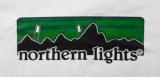 NORTHERN LIGHTS weiß