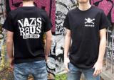 NAZIS RAUS AUS DEN STADIEN schwarz