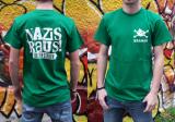 NAZIS RAUS AUS DEN STADIEN grün